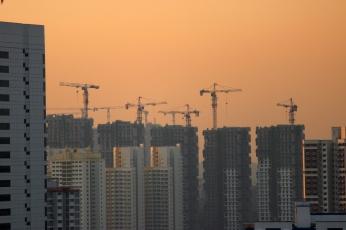 City-scrape. Singapore's housing industry is definitely booming.