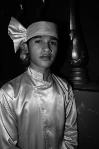 Traditional Cambodian dance.