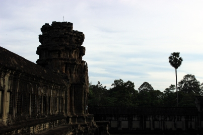 More than just architecture, the facade is of Angkor Wat is a symbol of national pride in Cambodia.