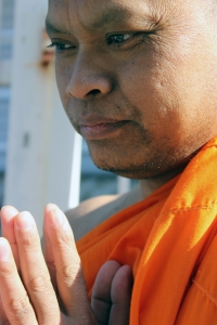 Pheach was recruited from Cambodia to be the head monk of Wat Jotanaram in 200__, also known as the Khmer Buddhist Society.
